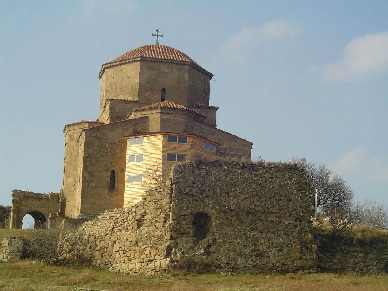 Metekhi kerk Tbilisi