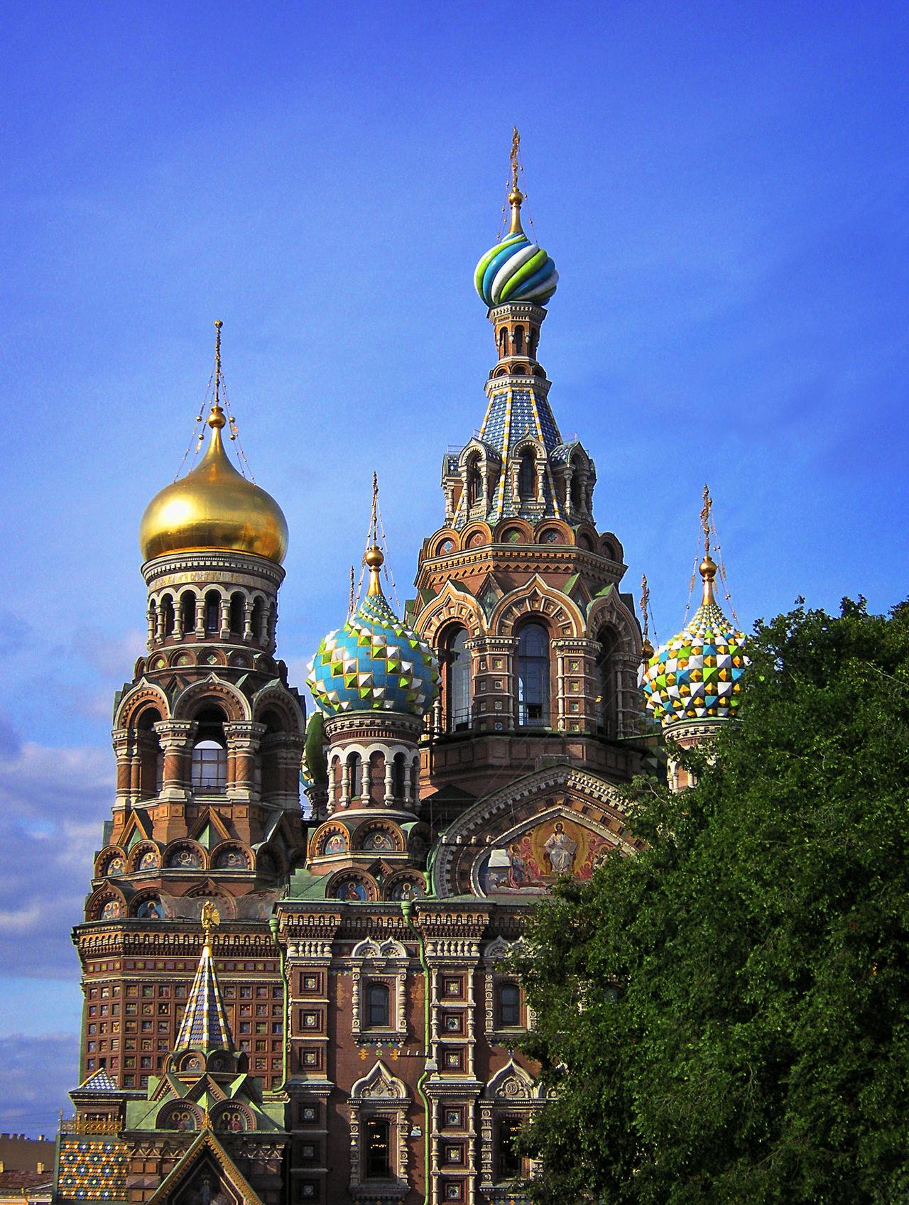 Verlosserskathedraal, St. Petersburg